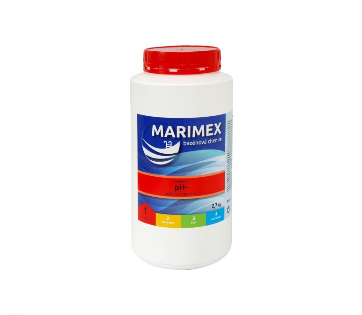 Marimex   Marimex pH- 2,7 kg   11300107