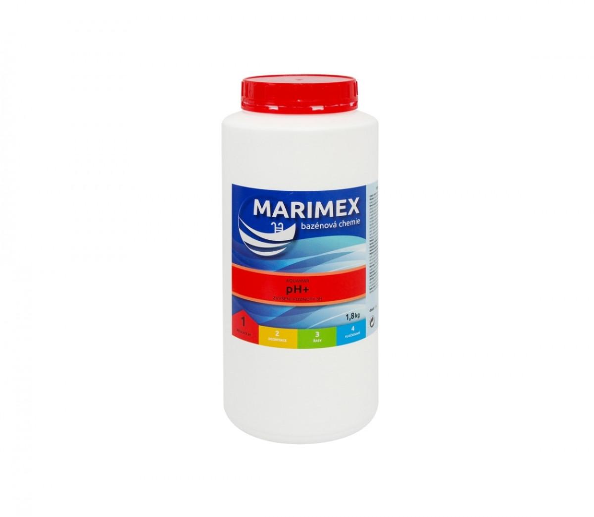 Marimex | Marimex pH+ 1,8 kg | 11300009