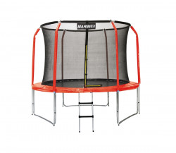 Marimex | Sada krytu pružin a rukávů pro trampolínu 305 cm - červená | 19000774