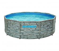 Marimex | Bazén Florida 3,05x0,91 m bez filtrace - motiv KÁMEN | 10340245