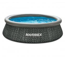 Marimex | Bazén Tampa 3,05x0,76 m bez filtrace - motiv RATAN | 10340249