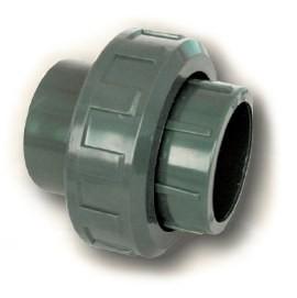 PVC šroubení 63mm/63mm