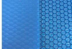 Solární plachta na míru 360mic, modrá