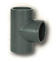 PVC T kus 50mm