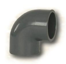 PVC koleno 90° 50mm